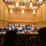 東山オーケストラ見に行ってきました!!