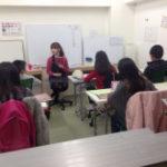 世田谷校・中学準備講座始まりました☆