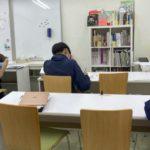 中学最初の試験へ向けて!